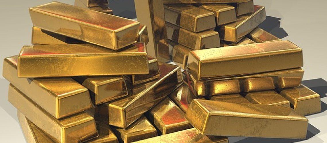 Bästa guldfonder 2020